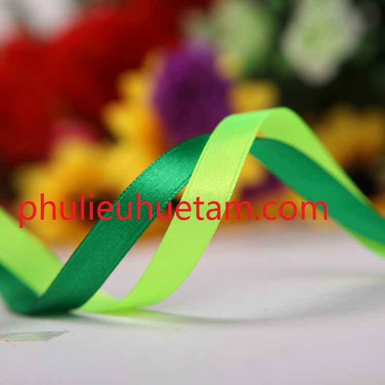 dây satin ribbon