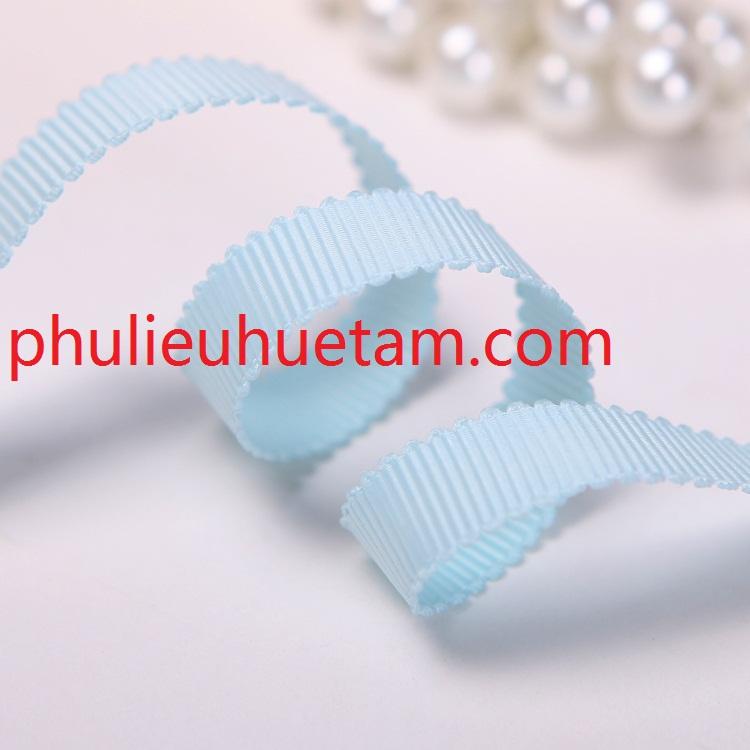 dây ruy băng gân - grossgrain - hat ribbon
