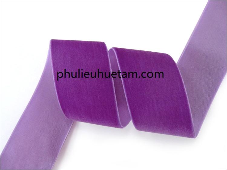 velvet ribbon - dây nhung